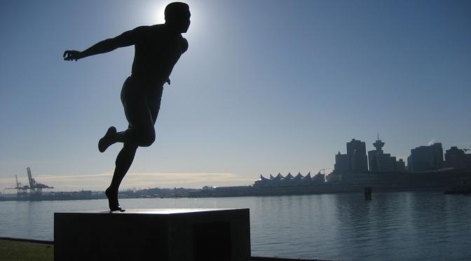 Running Drills: Forward Fall into Run